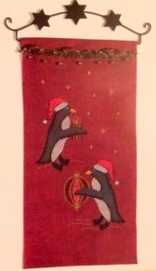 Rico-Christmas Pinguine