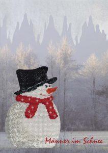 MWi-Männer im Schnee