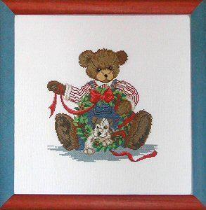 Oehlenschlaeger-Weihnachtsbär