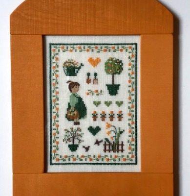 Fingerhut-Gartenmädchen